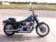 2009 custom soft tail