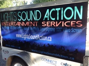 Lights Sound Action Entertainment Services DJ Music Videos LED Lights