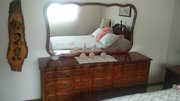 viscol vintage french provincial bedroom set