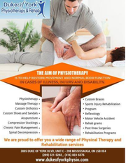 Expert Physiotherapy in Mississauga